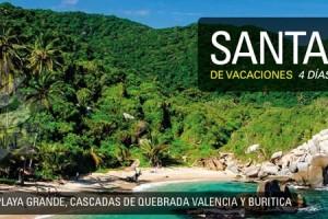 Santa Marta de Vacaciones